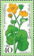 [Charity Stamps - Flowers, Typ PY]