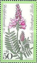 [Charity Stamps - Flowers, Typ PZ]