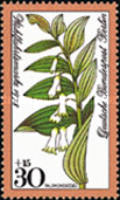 [Charity Stamps - Flowers, Typ QO]