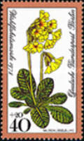 [Charity Stamps - Flowers, Typ QP]