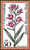 [Charity Stamps - Flowers, Typ QQ]