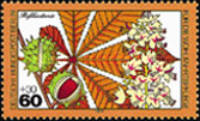 [Charity Stamps - Forest Fruits, Typ RX]