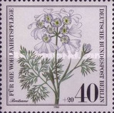 [Charity Stamps - Herbal Plants, Typ SR]