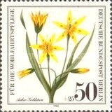 [Charity Stamps - Herbal Plants, Typ SS]