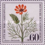 [Charity Stamps - Herbal Plants, Typ ST]