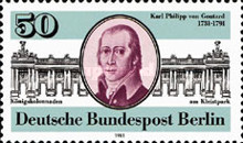 [The 250th Anniversary of the Birth of Karl Philipp von Gontard - Architect, Typ TB]