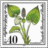 [Charity Stamps - Endangered Plants, Typ TM]
