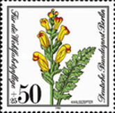 [Charity Stamps - Endangered Plants, Typ TN]