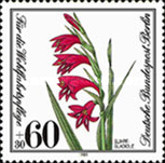 [Charity Stamps - Endangered Plants, Typ TO]