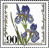 [Charity Stamps - Endangered Plants, Typ TP]