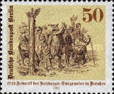 [The 250th Anniversary of Slazburger Emigrants in Prussian, Typ UD]