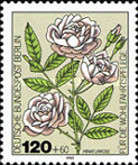 [Charity Stamps - Roses, Typ UT]