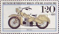 [Youth Welfare - Motorcycles, Typ VH]