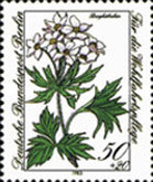 [Charity Stamps - Endangered Alpine Flowers, Typ VN]