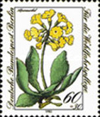 [Charity Stamps - Endangered Alpine Flowers, Typ VO]