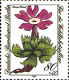 [Charity Stamps - Endangered Alpine Flowers, Typ VP]