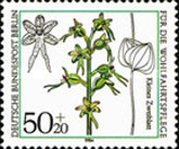 [Charity Stamps - Orchids, Typ WI]