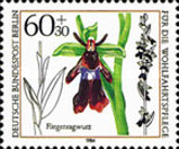 [Charity Stamps - Orchids, Typ WJ]