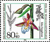 [Charity Stamps - Orchids, Typ WK]