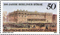 [The 300th Anniversary of the Exchange in Berlin, Typ WY]