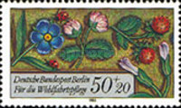 [Charity Stamps - Flora & Fauna, Typ XC]