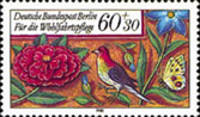 [Charity Stamps - Flora & Fauna, Typ XD]