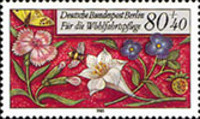 [Charity Stamps - Flora & Fauna, Typ XE]