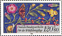 [Charity Stamps - Flora & Fauna, Typ XF]