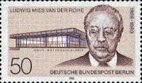 [The 100th Anniversary of the Birth of Ludwig Mies van der Rohe - Architect, Typ XL]