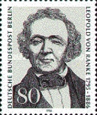 [The 100th Anniversary of the Death of Leopold von Ranke, Typ XR]