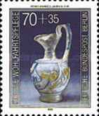 [Charity Stamps, Typ XZ]