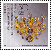 [Charity Stamps - Art of Gold and Silversmiths, Typ ZY]
