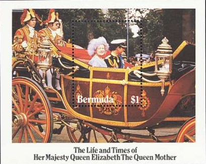 [Life and Times of Queen Elizabeth the Queen Mother, Typ ]