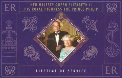 [The Royal Couple - A Lifetime of Service, Typ ]