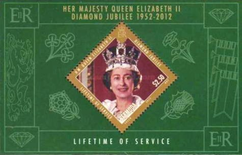 [The 60th Anniversary of the Accession of Queen Elizabeth II, Typ ]