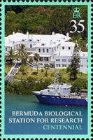 [The 100th Anniversary of Bermuda Biological Research Station, Typ AAV]