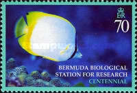 [The 100th Anniversary of Bermuda Biological Research Station, Typ AAW]