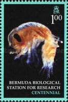 [The 100th Anniversary of Bermuda Biological Research Station, Typ AAY]