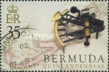 [The 500th Anniversary of Discovery of Bermuda by Juan de Bermudez (Spanish Navigator), Typ ACD]