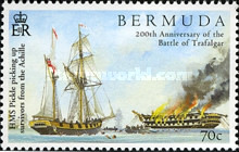 [The 200th Anniversary of Battle of Trafalgar, Typ ACO]