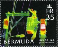 [The 100th Anniversary of the Bermuda Electric Light Company, Typ ACZ]