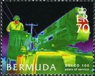 [The 100th Anniversary of the Bermuda Electric Light Company, Typ ADA]