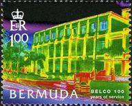[The 100th Anniversary of the Bermuda Electric Light Company, Typ ADC]