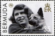 [The 80th Anniversary of the Birth of Queen Elizabeth II, Typ ADD]