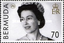 [The 80th Anniversary of the Birth of Queen Elizabeth II, Typ ADE]