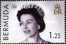 [The 80th Anniversary of the Birth of Queen Elizabeth II, Typ ADE1]