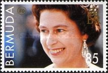 [The 80th Anniversary of the Birth of Queen Elizabeth II, Typ ADF]