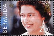 [The 80th Anniversary of the Birth of Queen Elizabeth II, Typ ADF1]