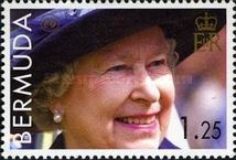[The 80th Anniversary of the Birth of Queen Elizabeth II, Typ ADG]