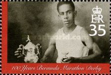 [The 100th Anniversary of the Bermuda Marathon Derby, Typ AFM]